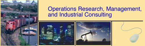 Applied Arts Operations Research, Management, and Industrial Consulting